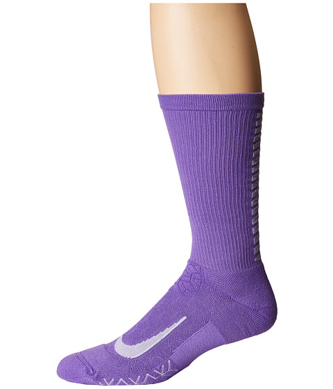 Imbracaminte Femei Nike Elite Running Cushion Crew Socks Action GrapePurple Agate