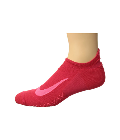 Imbracaminte Femei Nike Elite Cushion No-Show Tab Running Socks Siren RedHot Punch