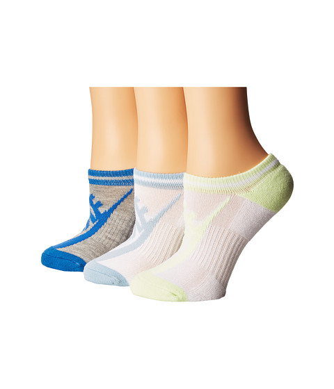 Imbracaminte Femei Nike Sportswear Striped No Show 3-Pair Socks Multicolor