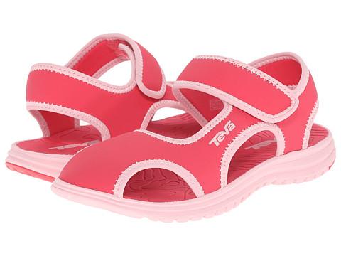 Incaltaminte Fete Teva Tidepool CT (Little Kid) Paradise PinkAlmond Blossom