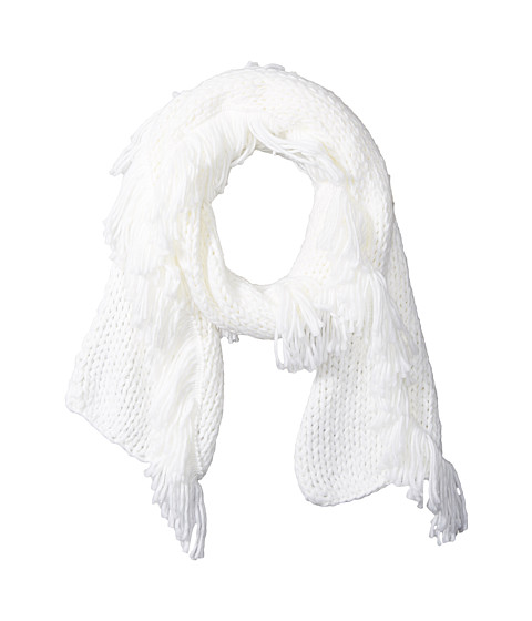 Accesorii Femei Vince Camuto All Over Fringe Scarf White