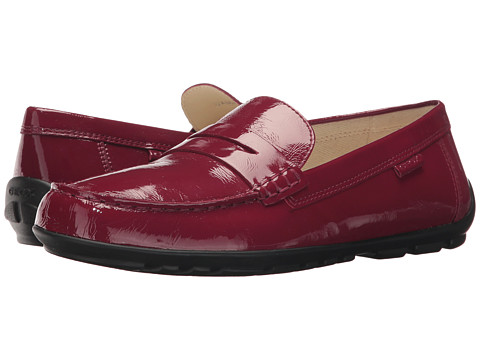 Incaltaminte Fete Geox Jr Fast Girl 1 (Big Kid) Burgundy