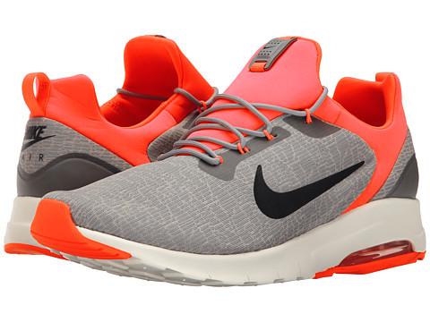 Incaltaminte Barbati Nike Air Max Motion Racer DustBlackCobblestoneSolar Red