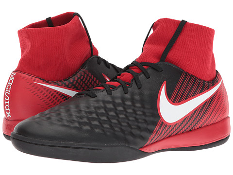 Incaltaminte Barbati Nike MagistaX Onda II Dynamic Fit IC BlackWhiteUniversity Red
