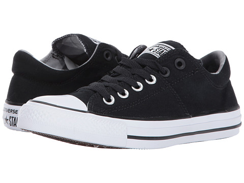 Incaltaminte Femei Converse Chuck Taylor All Star Madison Geometric - Ox BlackBlackWhite