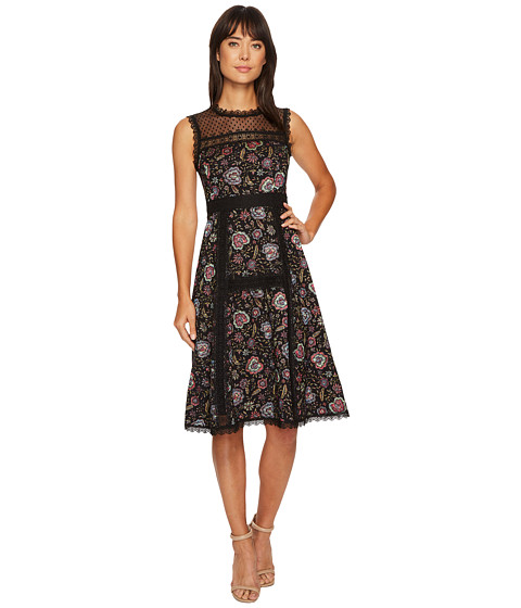 Imbracaminte Femei Nanette Lepore Eve Dress Black Multi