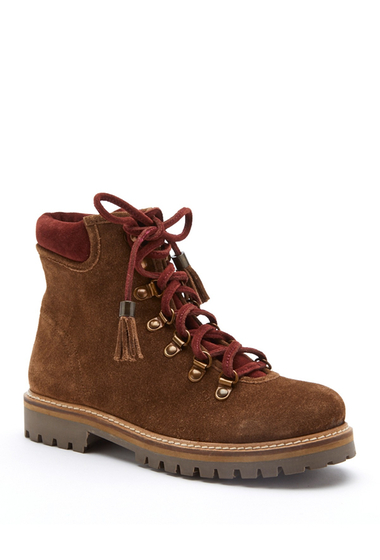 Incaltaminte Femei Matisse Rugged Suede Hiker Boot TAN