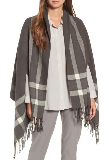 Imbracaminte Femei Eileen Fisher Wool Wrap BARK