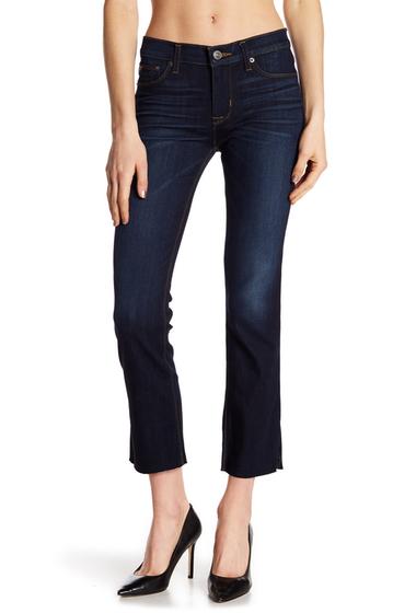 Imbracaminte Femei HUDSON Jeans Tilda Mid Rise Ankle Jeans ELECTRIFY