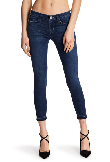 Imbracaminte Femei HUDSON Jeans Krista Super Skinny Ankle Jeans DREAM ON