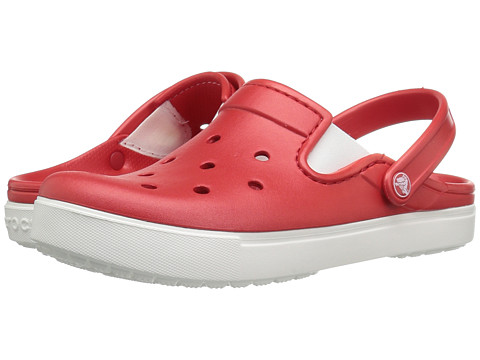 Incaltaminte Femei Crocs CitiLane Clog FlameWhite