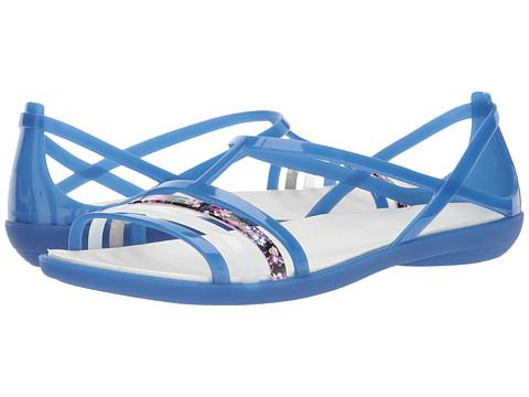 Incaltaminte Femei Crocs Isabella Sandal Blue JeanOyster