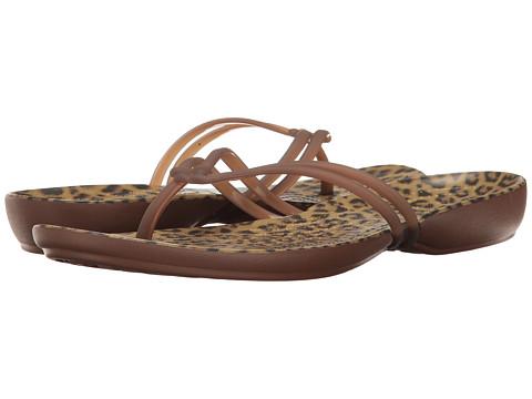 Incaltaminte Femei Crocs Isabella Graphic Flip Leopard