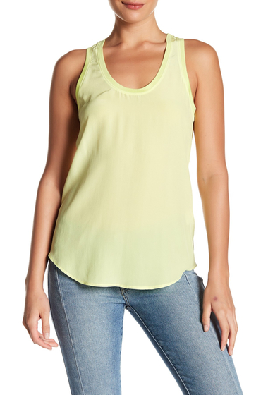 Imbracaminte Femei Equipment Mel Silk Tank Top SOLEI