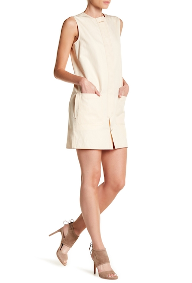 Imbracaminte Femei Helmut Lang Light Mini Dress ALABASTER