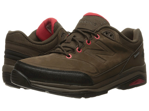 Incaltaminte Barbati New Balance MW1300v1 BrownRed