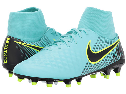 Incaltaminte Femei Nike Magista Onda II Dynamic Fit FG Light AquaBlackIglooVolt