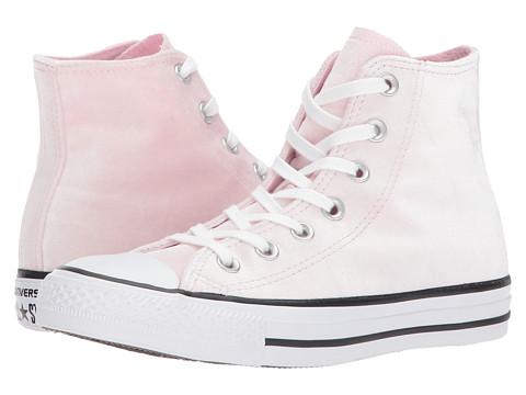 Incaltaminte Femei Converse Chuck Taylor All Star - Hi Velvet Arctic PinkWhiteWhite