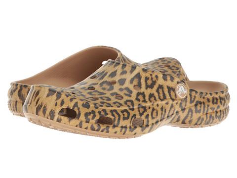 Incaltaminte Femei Crocs Freesail Graphic Clog Leopard
