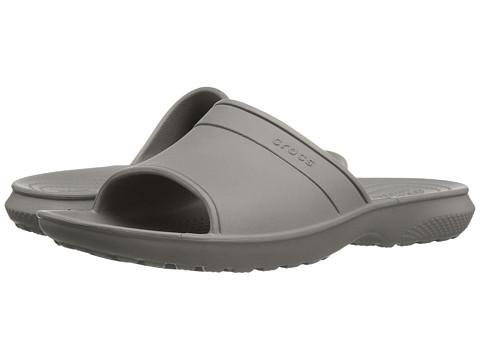 Incaltaminte Femei Crocs Classic Slide Smoke