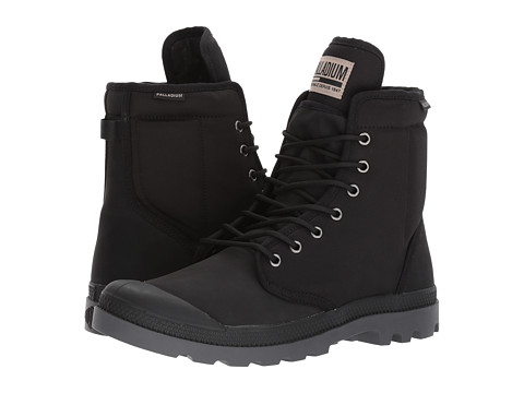 Incaltaminte Barbati Palladium Pampa Solid Ranger TP Black