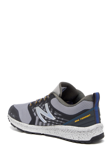 Incaltaminte Barbati New Balance Nitrel Sneaker - Extra Wide Width Available GREYBLUE
