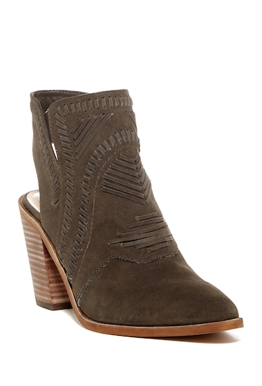 Incaltaminte Femei Vince Camuto Binks Whipstitched Cutout Bootie TORNADO 01