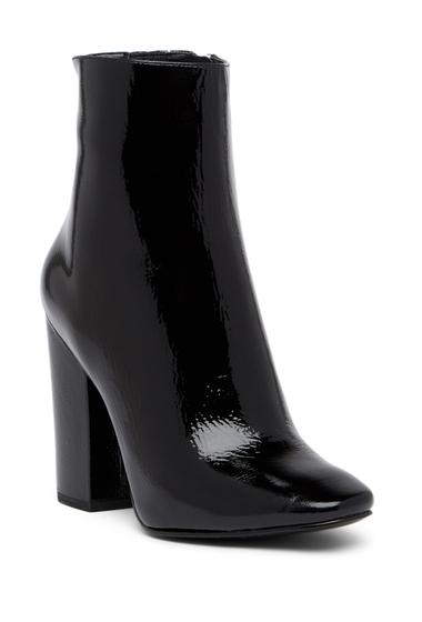 Incaltaminte Femei Kendall Kylie Haedyn 2 Patent Boot BLKPA