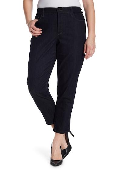 Imbracaminte Femei NYDJ Alina Convertible Ankle Jeans Plus Size DK ENZYME WASH
