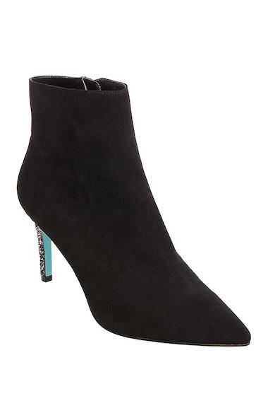 Incaltaminte Femei Betsey Johnson Alesa Ankle Boot BLACK