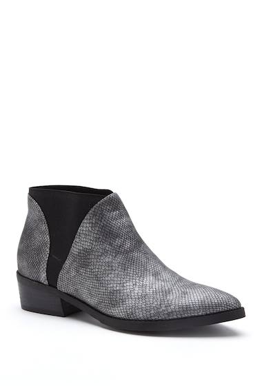 Incaltaminte Femei Matisse Ester Faux Suede Ankle Boot PEWTER