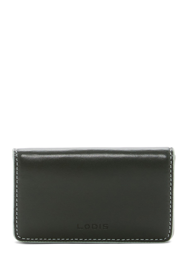 Genti Femei Lodis Accessories Audry Mini Leather Card Case FMO