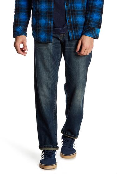 Imbracaminte Barbati Lucky Brand 221 Original Straight Jeans TONTO BASIN