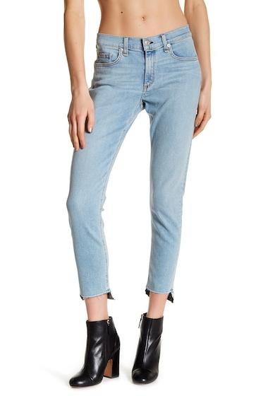 Imbracaminte Femei Rag Bone Step Hem Straight Leg Jeans WILEY