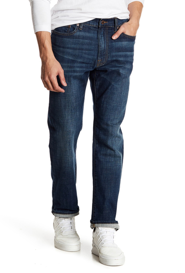Imbracaminte Barbati Lucky Brand 410 Athletic Fit Jeans SHIP TO SHORE