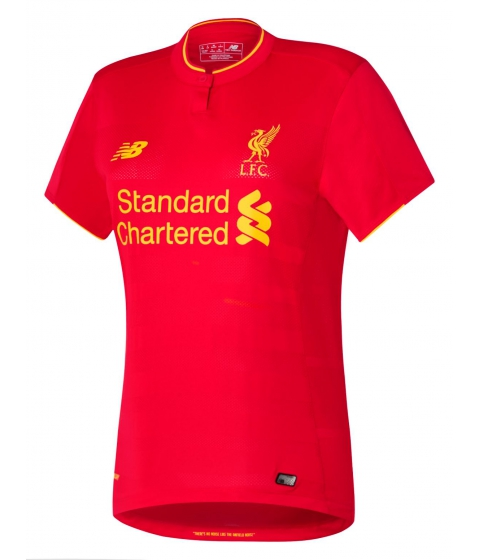 Incaltaminte Femei New Balance LFC Womens Home Short Sleeve Jersey Red