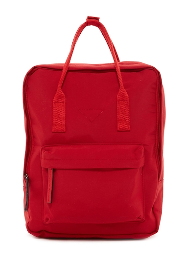 Genti Femei Madden Girl Solid Backpack RED