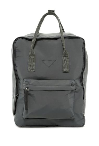 Genti Femei Madden Girl Solid Backpack GREY