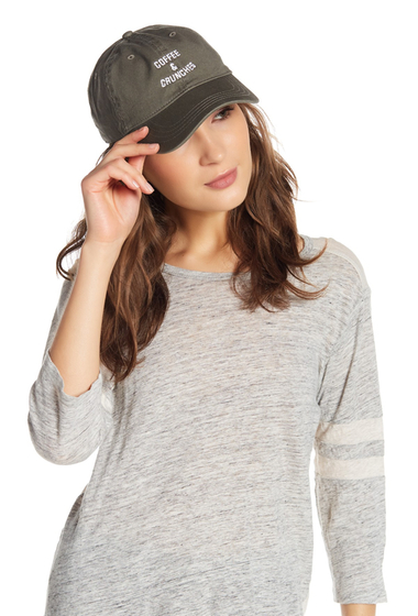 Accesorii Femei Body Rags Coffee Crunches Baseball Cap OLIVE