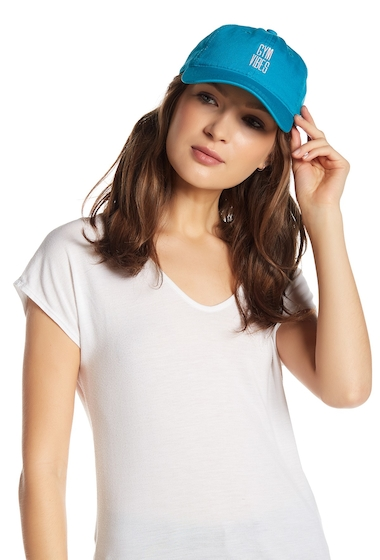 Accesorii Femei Body Rags Gym Vibes Baseball Cap TURQUOISE