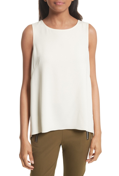 Imbracaminte Femei Rag Bone Harper Split Back Top ALMOND