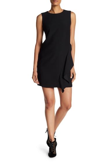 Imbracaminte Femei Diane Von Furstenberg Wylda Ruffle Tank Dress BLACK