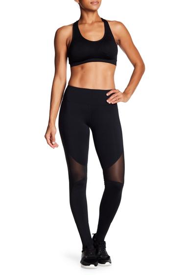 Imbracaminte Femei Badgley Mischka Deluxe Leggings BLACK