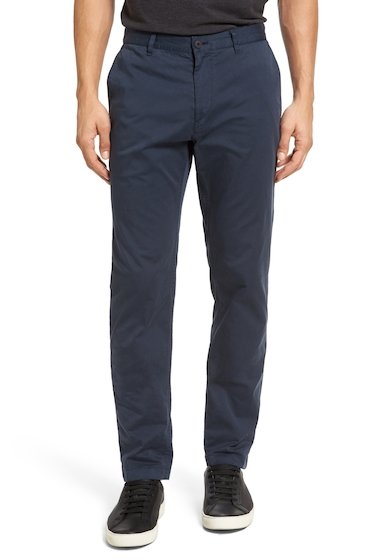 Imbracaminte Barbati Theory Brewer Slim Fit Chinos DEEP BLUE