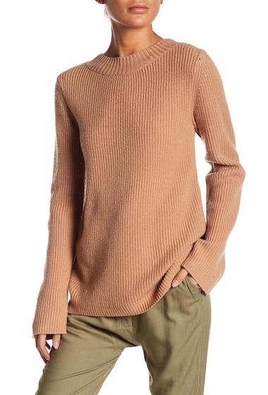 Imbracaminte Femei ALC Markell Wool Cashmere Blend Sweater CAMEL