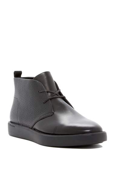 Incaltaminte Barbati Calvin Klein Galway Chukka Boot BLACK