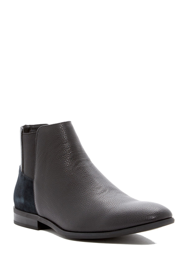 Incaltaminte Barbati Calvin Klein Larry Chelsea Boot BLACK
