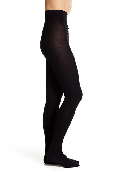Accesorii Femei WOLFORD Fine Merino Wool Blend Tights BLACK