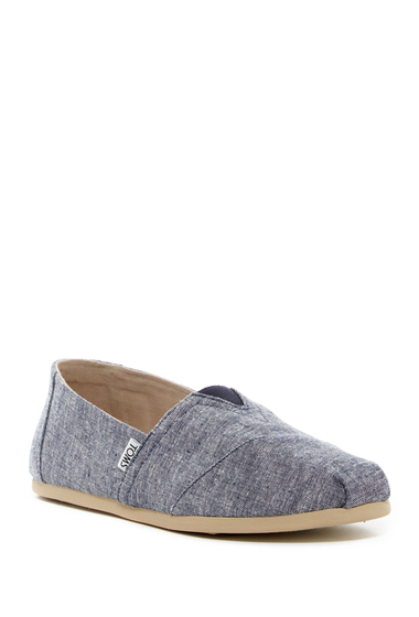 Incaltaminte Barbati TOMS Classic Slip-On Shoe NAVY