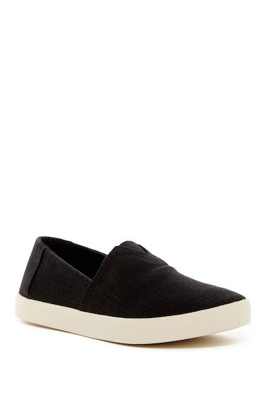 Incaltaminte Barbati TOMS Avalon Slip-On Sneaker BLACK